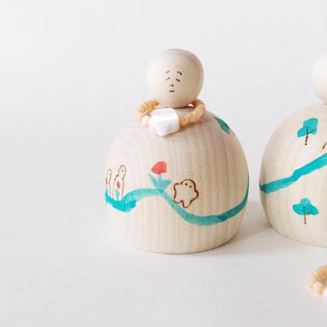 木地師空想絵巻嬰児籠(きじしくうそうえまきえじこ)