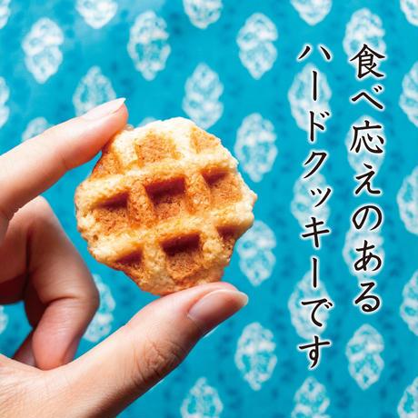 クッキー缶 わっふる屋の手作りクッキー