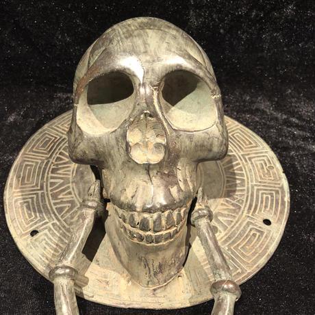 Skull  Door  Knocker  【Large  size】   from  SPAIN