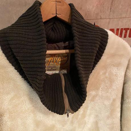 Vintage  Thunderbird  Boa Pullover Jacket