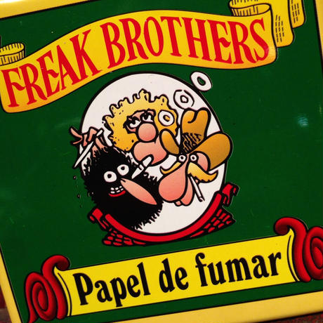 NOS  Freak  Brothers  Joint  Case
