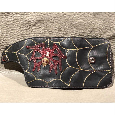 South  Paradiso  Spider Web Wallet