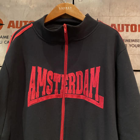 Vintage Green House Seed co.  Amsterdam Jacket