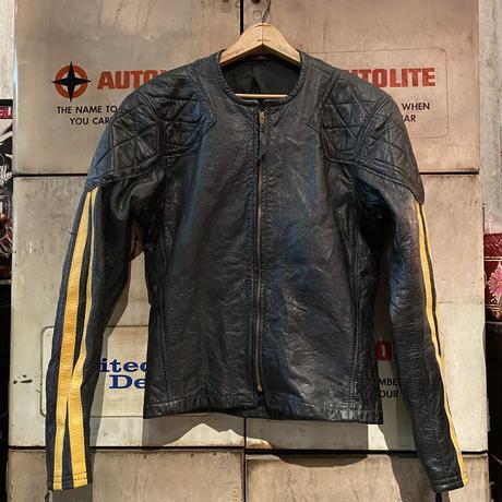 LANGLITZ LEATHERS Goatskin Motorcycle Racing Jacket
