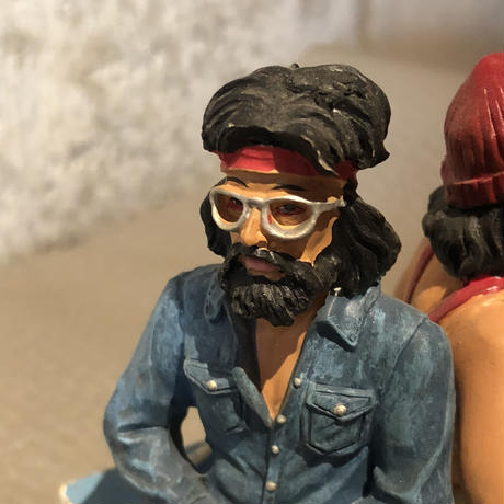 Cheech & Chong  Smoke Incense Burner