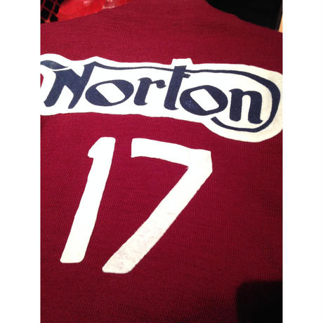 Vintage Norton   Knit  Jacket