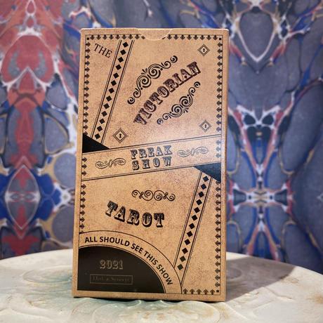 """""""The Victorian Freak Show""""  TAROT"""