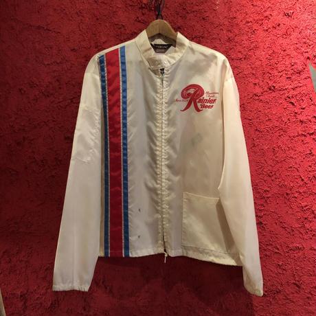 Vintage Rainier Beer Jacket