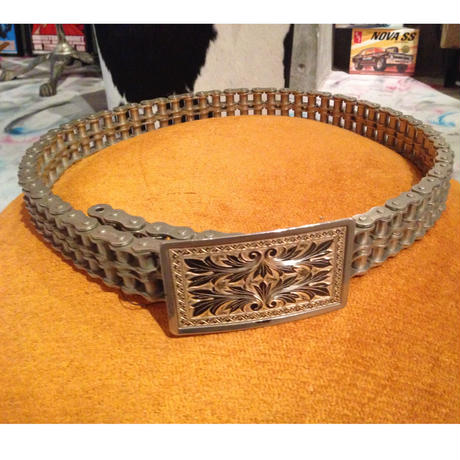 Vintage  Easy rider Chrome Primary Chain belt