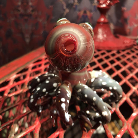Octopus Glass Hand Pipe