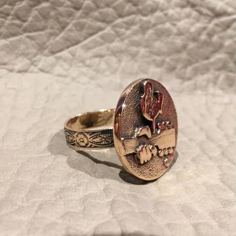 Woodstock  Bronze  Ring