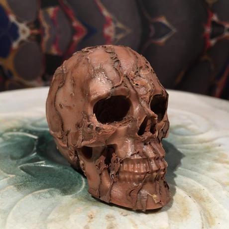Natural  3D  Jasper  Skull