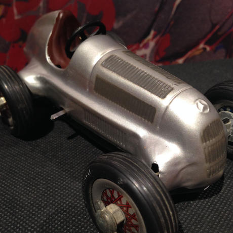 SCHUCO MERCEDES SIVER ARROW RACER