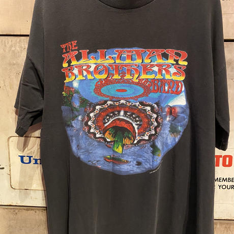 Vintage The Allman Brothers Band Tee