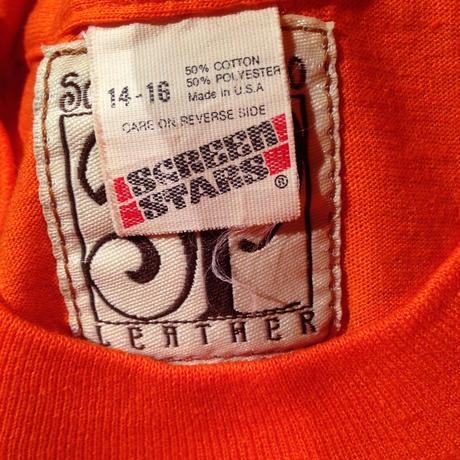 【South Paradiso Leather】ORGANIC HABERDASHERY  Tee