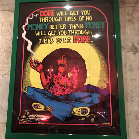 Vintage  Dope  Poster