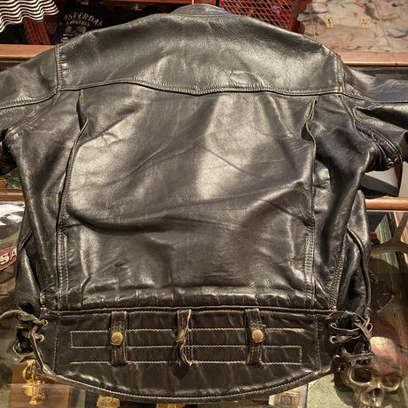LANGLITZ LEATHERS   COSSACK COLUMBIA  Motorcycle  Jacket