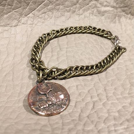 Woodstock  Bronze  Bracelet
