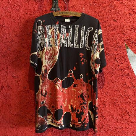 METALLICA  Blood  T shirt