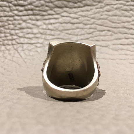 Vintage  Native American & Horse  Ring