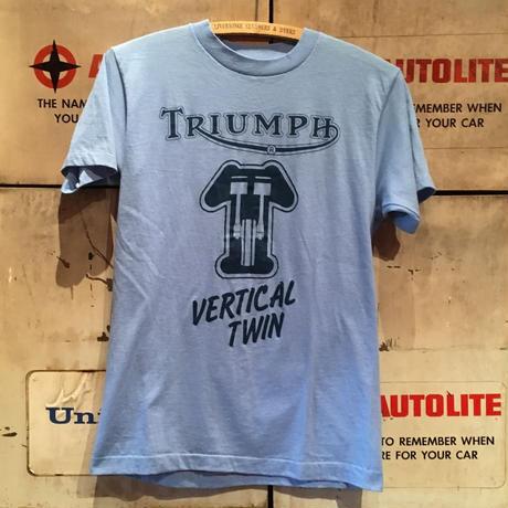 Vintage  Triumph  Tee