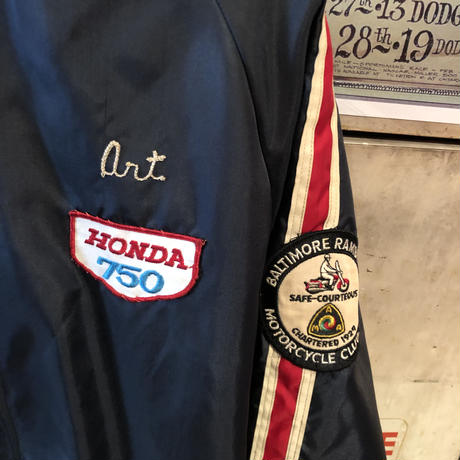 Vintage  MC  Nylon Jacket