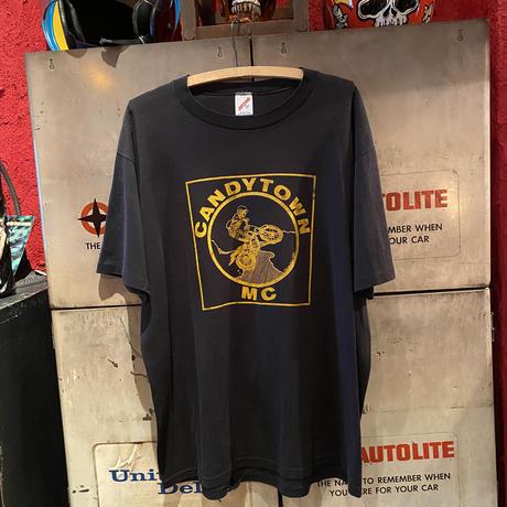 Vintage CANDY TOWN  MC  T-shirt