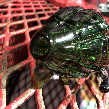 Grenade Glass Hand Pipe