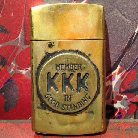Vintage KKK  Card Case