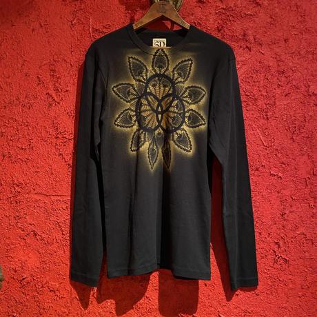 South Paradiso  Leather  Long Sleeve  T shirts John  Bonham