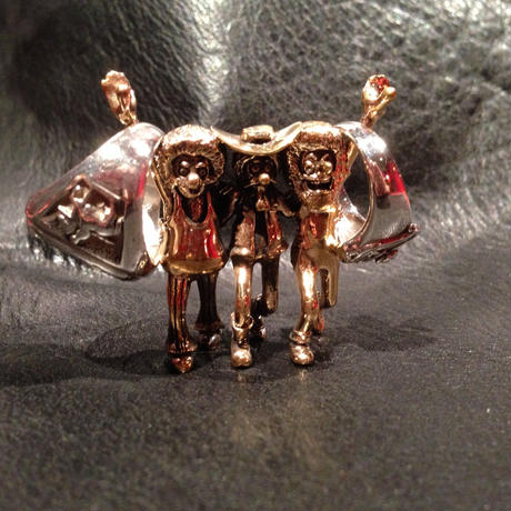 BRONZE  Freak  Brothers   J  Stand  【LARGE SIZE】