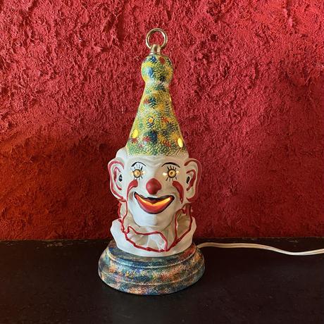 Vintage Clown Table Lamp