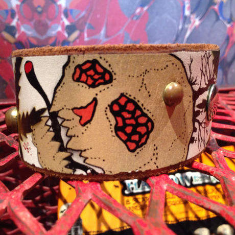 SOUTH  Paradiso  Leather  Bracelet