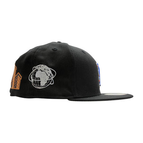 """NEW ERA 59FIFTY NEW YORK METS  """"WORLD IS YOURS"""" FITTED CAP"""