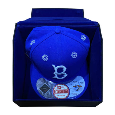 KITH NYC x FUTURA x NEW ERA BROOKLYN DODGERS 9FIFTY SNAPBACK CAP
