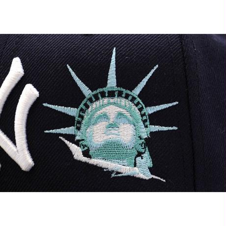 "NEW ERA 59FIFTY NEW YORK YANKEES  ""NY MINUTES"" FITTED CAP"