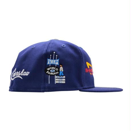 "NEW ERA 59FIFTY LOS ANGELES DODGERS ""DEAR CITY OF ANGELS"" FITTED CAP"