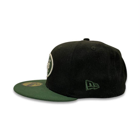 "NEW ERA 59FIFTY NEW YORK JETS""R O C"" 2 FITTED CAP"