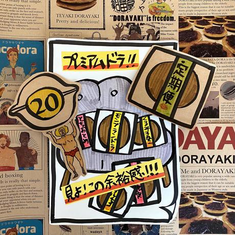 【定期購入】プレミアムドラ20個入りおまかせセット