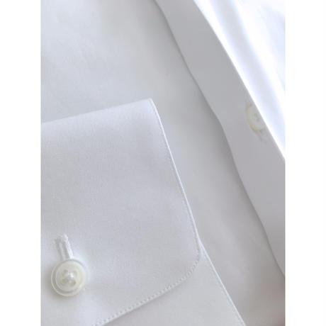 フライフロント ポプリンシャツ 【S】