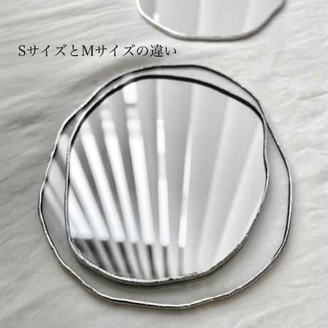 【7/4再入荷】水たまりのような形をした豆皿コースタ【M 】2種類