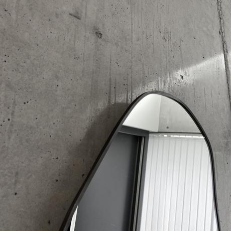 【7/4NEW】壁掛け・立て掛け  ウェーブミラー WAVE MIRROR / W310×H400