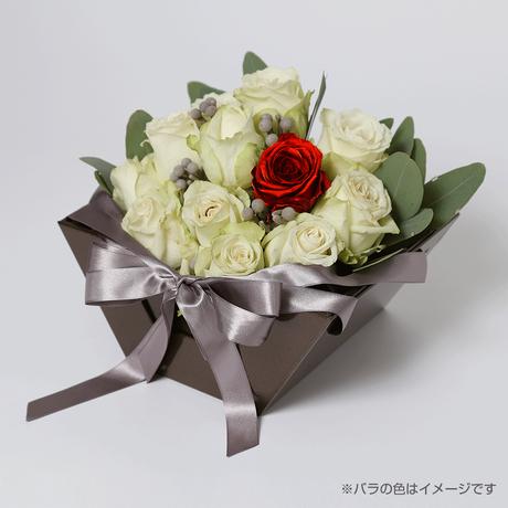 Kikko(white-ガーネット-Jan. 1月)