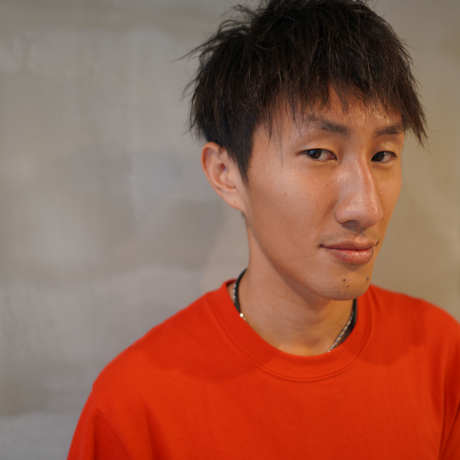 Runners color T-shirts #01 田中飛鳥【3/14受注締切分】