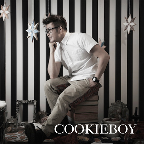 . AND READY × COOKIEBOY2021で誕生した キルティングトートバック
