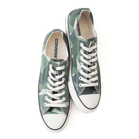 CONVERSE ALL STAR NORDICCAMO OX(MOSS) / (MENS)
