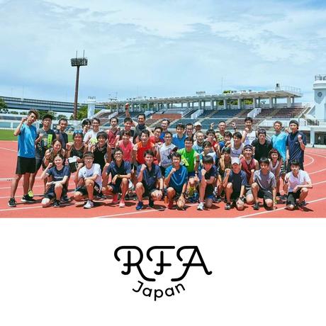 Runners color T-shirts #06 RFA Japan【3/14受注締切分】