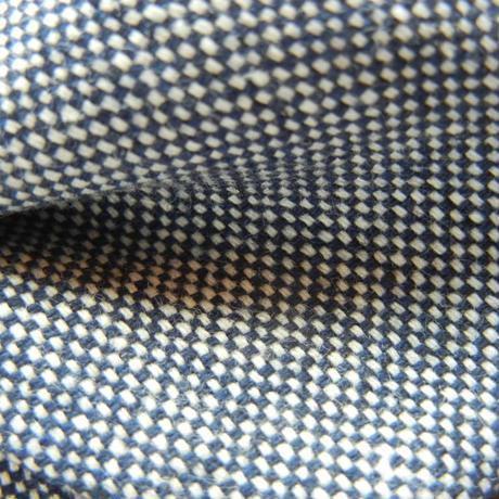 Peaked Butterfly Tie (L/C) NAVY