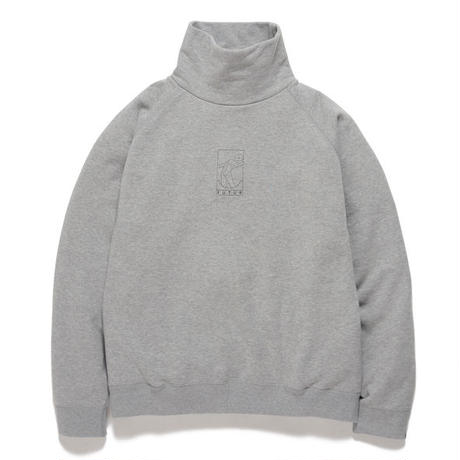 LOOPWHEELER FOR FUTUR × Graphpaper HIGH NECK SWEAT