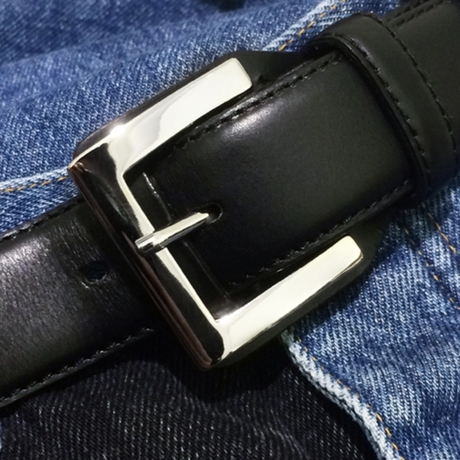 "JOHN LAWRENCE SULLIVAN ""SQUARE BUCKLE BELT"""